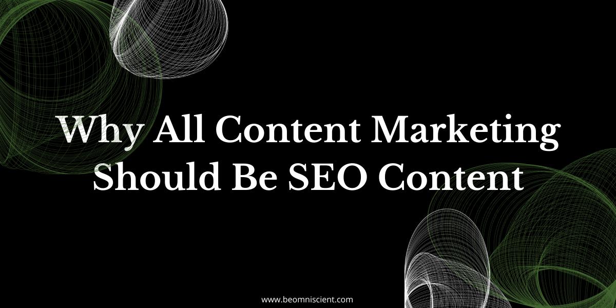 omniscient digital content marketing seo