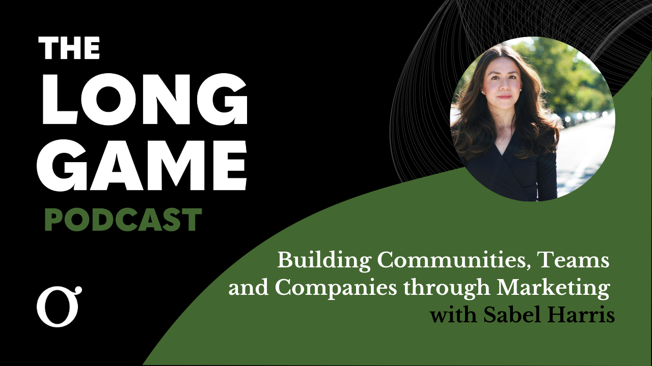 Sabel Harris Building Communities, Teams and Campaigns Through Marketing