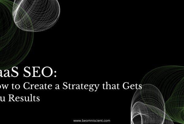 SaaS SEO Strategy