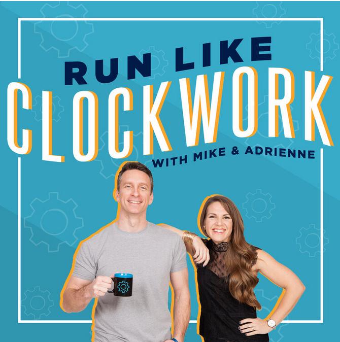 Run Like Clockwork Podcast