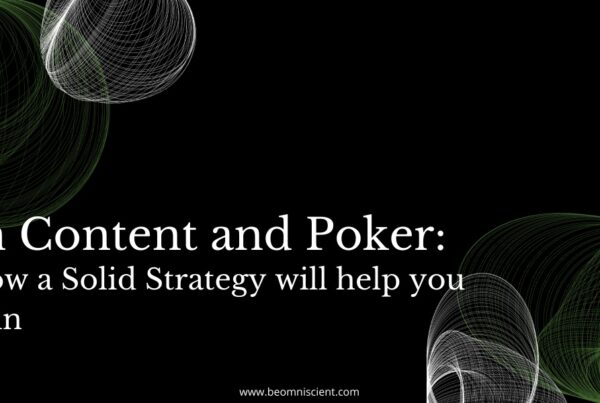content and poker - Clearscope Bernard Huang