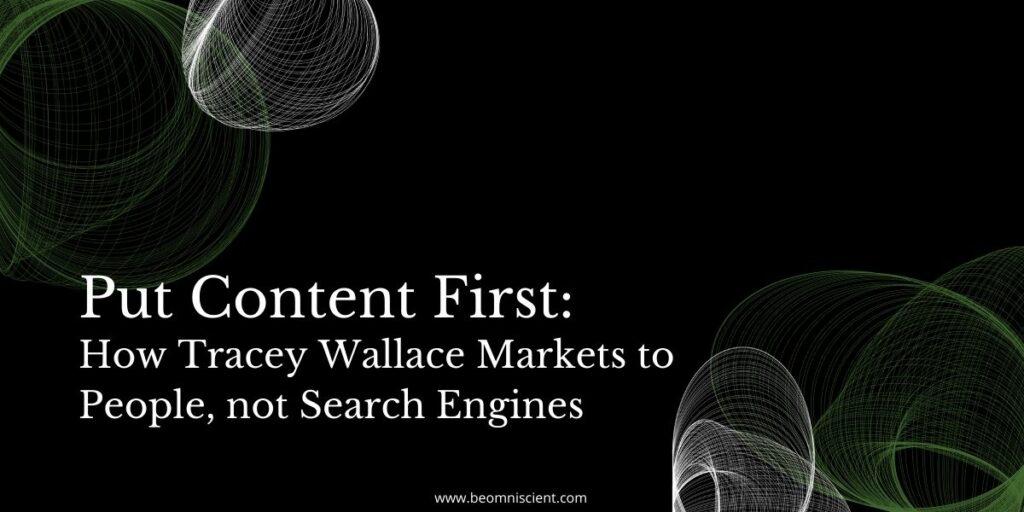 content-first marketing strategy