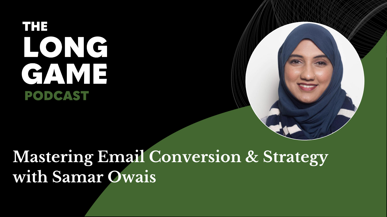 Mastering Email Conversion & Strategy with Samar Owais